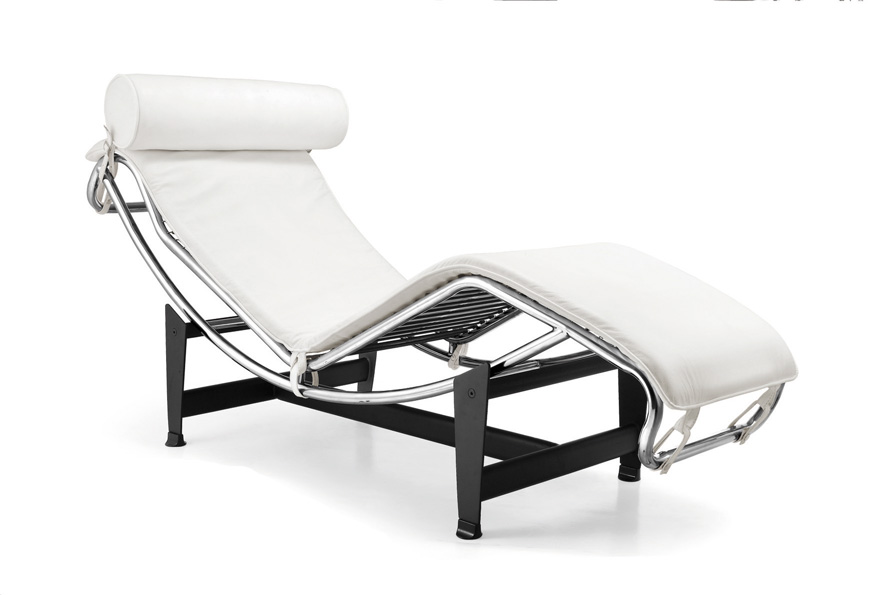 mobiliario de dise o chaise longue lc4 le corbusier soovil. Black Bedroom Furniture Sets. Home Design Ideas